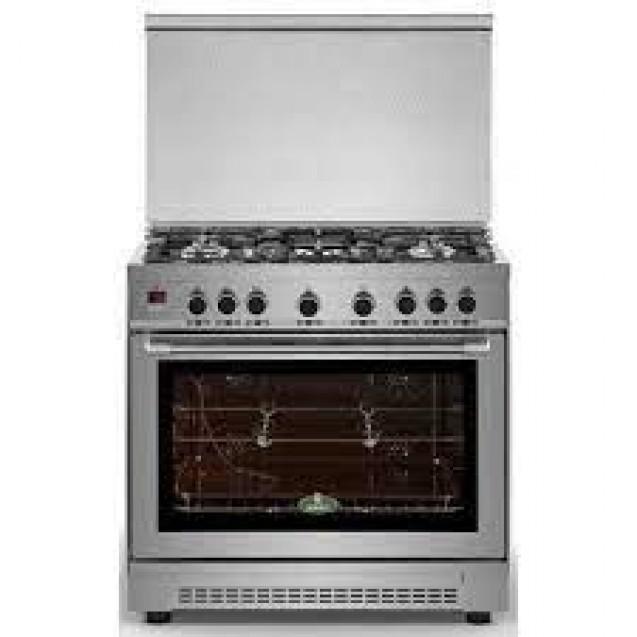 Kiriazi Gas Cooker, 5 Burners