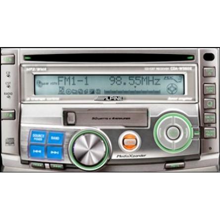 Alpine CDA  W560E CD Car Receiver