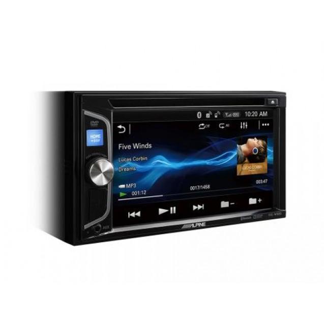 Alpine CDA  W560USB CD Car Receiver