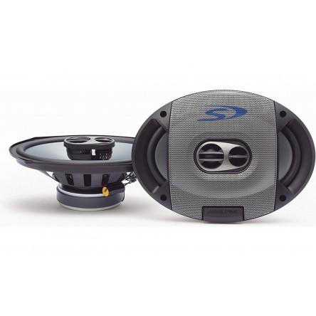 Alpine 3-way car speakers