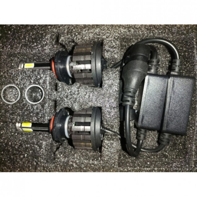 led headlight Lamb H9 kit