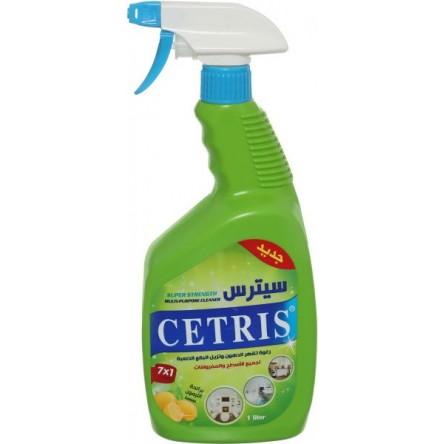 Cetris Super Strength  Cleaner, with Lemon - 1 Liter