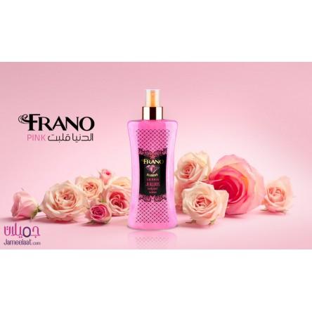 Frano Pretty Body Mist Shiny Fuchsia 250ml