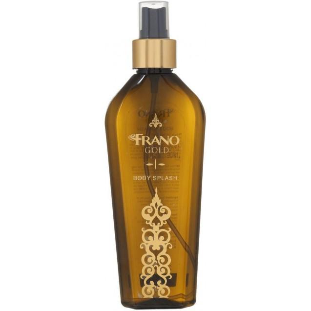Frano Gold Shiny Body Mist 200ml