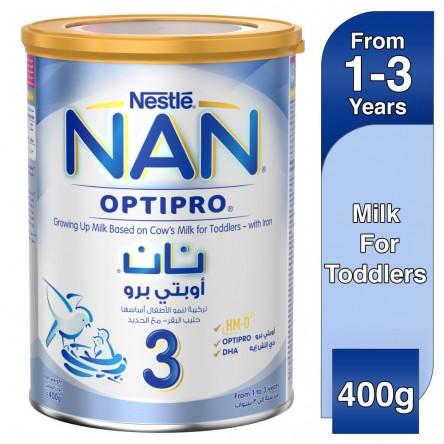 Milk Nan 3 400gm