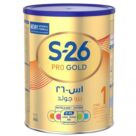 Milk S26 Pro Gold 800g