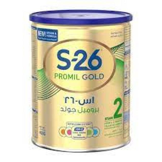 Milk S26 Promil Gold 400g