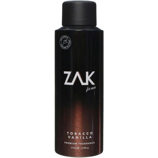 Zack Tobacco Vanilla Spray 175ml