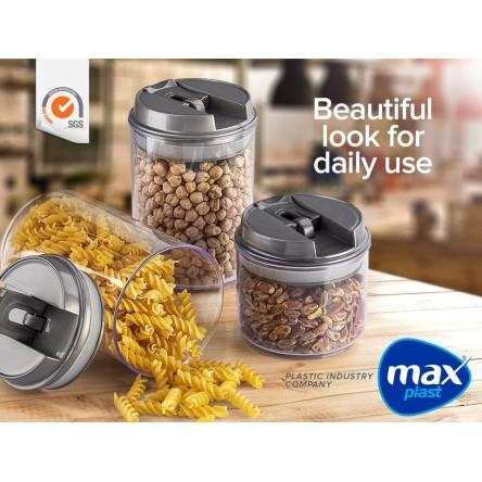 Vacuum jar size 2 max