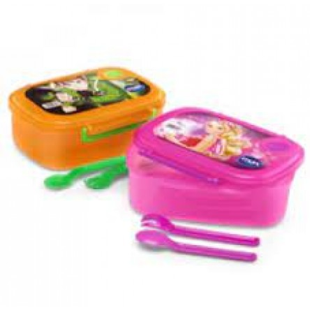 Trendy Max Lunch Box Fork And Spoon