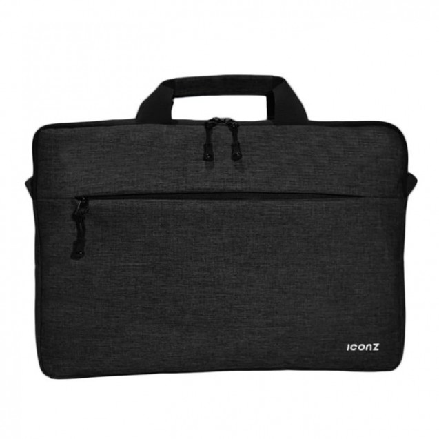 Iconz London Toploading Bag 16 BLACK