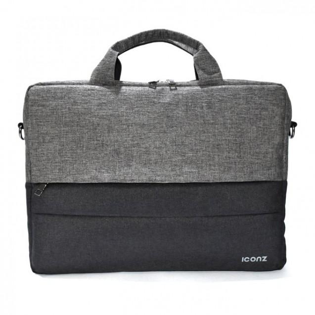 Iconz New York Toploading 15.6 Black/Grey