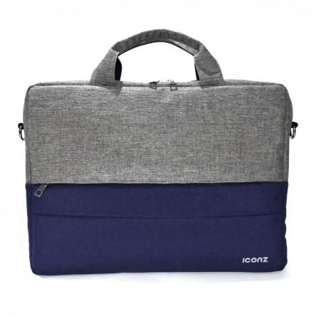 Iconz New York Toploading 15.6 Blue/Grey